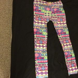 Other - ✨KIDS COLORFUL LEGGING✨ SIZE 12/14 (girls)